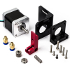 123-3D Bowden direct driver extruder kit (inclusief stappenmotor)  DEX00006