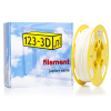 123-3D Filament flexibel wit 2,85 mm TPE 0,5 kg (Jupiter serie)  DFF08007