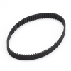 123-3D GT2 timing belt | 6 mm | gesloten | 158 mm  DME00117