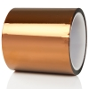 123-3D kapton tape 100 mm (33 meter)  DVB00001