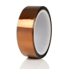 123-3D kapton tape 25 mm (33 meter)  DVB00014