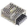 Mean Well voeding 12 V (15,6 W, 1,3 A) gesloten chassis RS-15-12 LVE00122