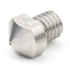 MicroSwiss Micro Swiss Messing gecoate nozzle voor Hexagon Hotend - M6 draad 1,75 mm x 0,40 mm M2554-04 DMS00065