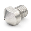 MicroSwiss Micro Swiss Messing gecoate nozzle voor Hexagon Hotend - M6 draad 1,75 mm x 0,50 mm M2554-05 DMS00066