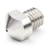 MicroSwiss Micro Swiss Messing gecoate nozzle voor Hexagon Hotend - M6 draad 1,75 mm x 0,80 mm M2554-08 DMS00067