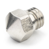 MicroSwiss Micro Swiss Messing gecoate nozzle voor MK10 All Metal Hotend Kit 1,75 mm x 0,30 mm M2557-03 DMS00077