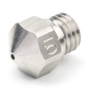 MicroSwiss Micro Swiss Messing gecoate nozzle voor MK10 All Metal Hotend Kit 1,75 mm x 1,00 mm M2557-10 DMS00082
