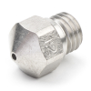 MicroSwiss Micro Swiss Messing gecoate nozzle voor MK10 All Metal Hotend Kit 1,75 mm x 1,20 mm M2557-12 DMS00083