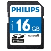 Philips SDHC geheugenkaart class 10 - 16GB