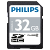 Philips SDHC geheugenkaart class 10 - 32GB