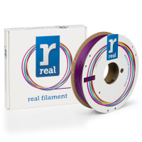 REAL Sparkle Purple Topaz filament 1,75 mm PLA 0,5 kg  DFP02135