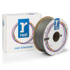 REAL filament Antique Silver 1,75 mm PLA Mat 1 kg  DFP02158