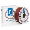 REAL filament Dark Red 1,75 mm PLA Mat 1 kg  DFP02160