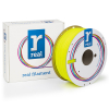 REAL filament fluorescerend geel 1,75 mm PLA 1 kg  DFP02015