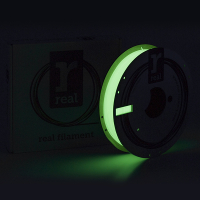 REAL filament glow in the dark 1,75 mm PLA 0,5 kg  DFG02000