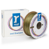 REAL filament goud 1,75 mm PLA 1 kg DFP02006 DFP02006