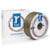 REAL filament goud 2,85 mm ABS 1 kg  DFA02023