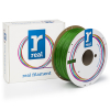 REAL filament groen transparant 1,75 mm PETG 1 kg DFE02007 DFE02007
