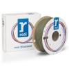 REAL filament leger groen 2,85 mm PLA Mat 1 kg  DFP02113