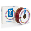 REAL filament rood 2,85 mm PLA Recycled 1 kg NLPLARRED1000MM285 DFP12030