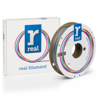 REAL filament satijn zilver 2,85 mm PLA 750 gram  DFP02061