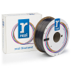 REAL filament smoke transparant 1,75 mm PETG 1 kg DFE02026 DFE02026