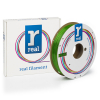 REAL filament transparant groen 1,75 mm PETG 0,5 kg  DFE02039