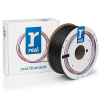 REAL filament zwart 1,75 mm ABS 1 kg