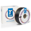 REAL filament zwart 2,85 mm PC-ABS 1 kg  DFA02058