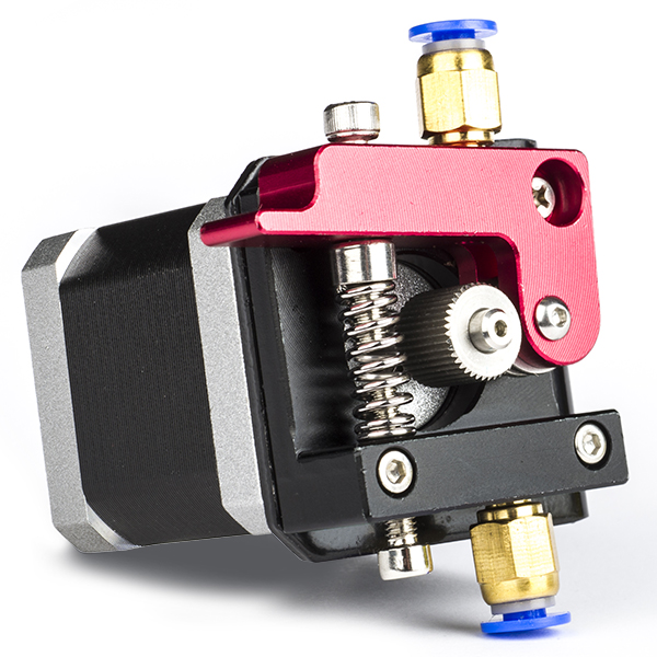 Bowden direct driver extruder kit (inclusief stappenmotor)